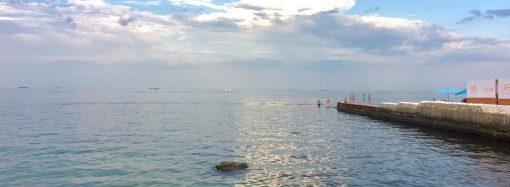 На одесских пляжах опасно купаться