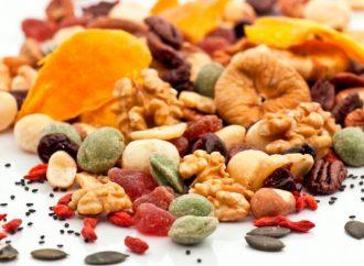 Диета при витилиго – сухофрукты и орехи в приоритете