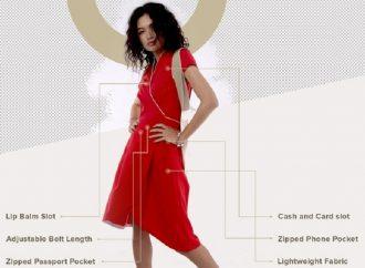 Одесситы шьют эко-платья из переработанного пластика