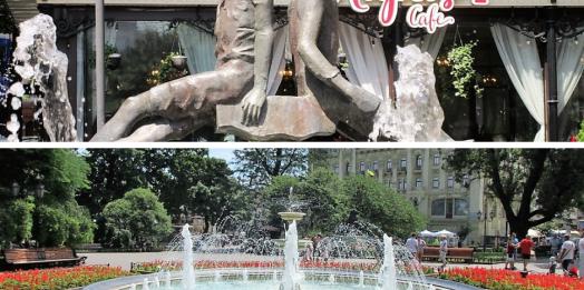 Почему сломались одесские фонтаны?