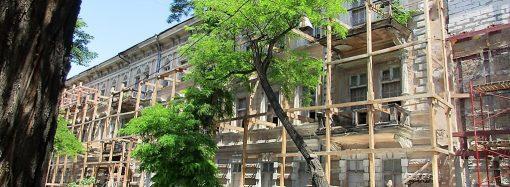Улица Гоголя: центр Одессы, или «В связи с наличием риска»