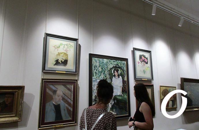 Оазис в Художественном музее: открыт отремонтированный Серебряковский зал