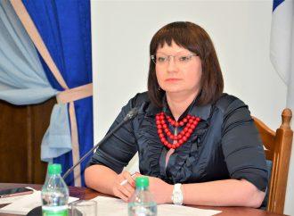 Одесскую область возглавила женщина