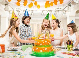 Где в Одессе весело отметить детский день рождения