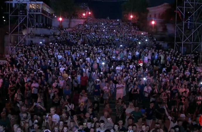 Некоторые улицы центра Одессы закроют для движения в воскресенье