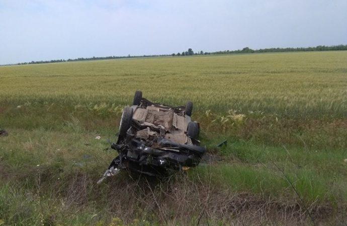 ДТП на юге Одесской области: пятеро пострадавших