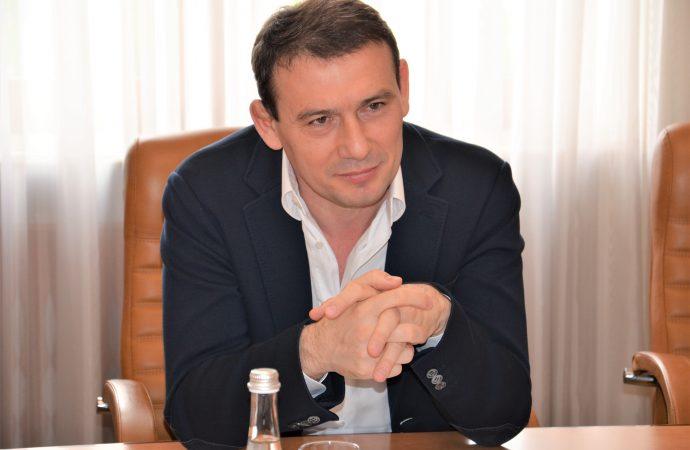 Сергей Паращенко освобожден от исполнения обязанностей главы Одесской облгосадминистрации