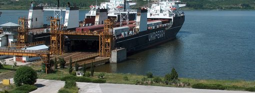 Новую паромную линию собираются запустить из Черноморска в итальянский Бари
