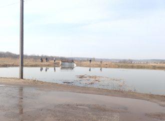 Уровень воды в Вилково приблизился к опасной отметке