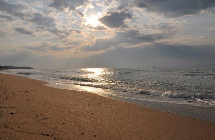 Температура морской воды в Одессе: каким будет Черное море 12 мая