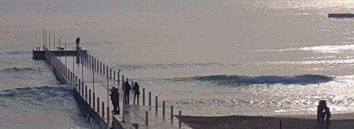 Море в Одессе очистились – можно окунаться