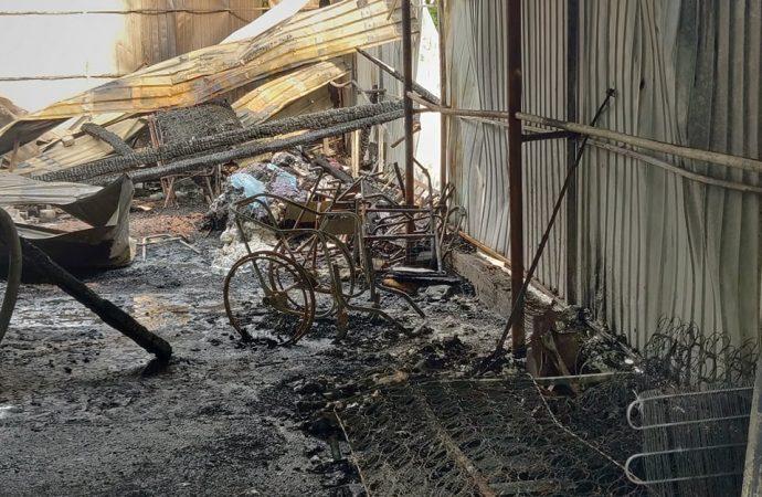 Скончался еще один пострадавший при пожаре в психбольнице. Одесса скорбит по погибшим