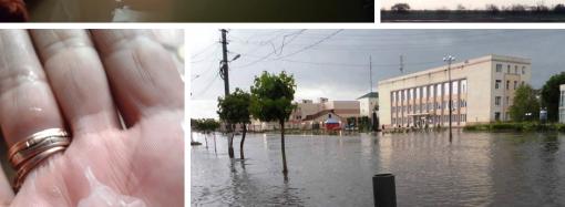 Смерч, град и наводнения: в Одесской области разгулялась стихия
