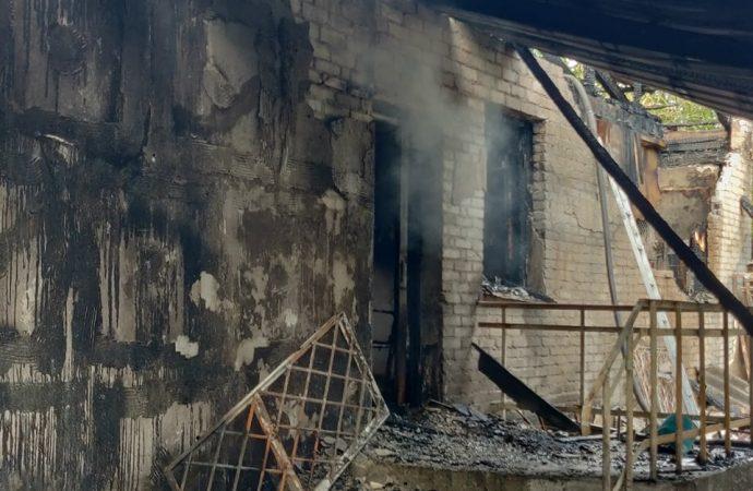 Завтра в области объявлен траур по шестерым погибшим на ночном пожаре в Одессе