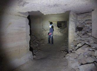 Пятеро человек заблудились в катакомбах Холодной Балки (ОБНОВЛЕНО)