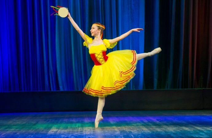 Вечер балета в Одессе
