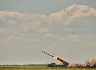 Як на Одещині тестували ракетний комплекс