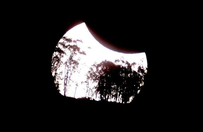 Одесские астрономы побывали в Чили, чтобы запечатлеть «вживую» солнечное затмение