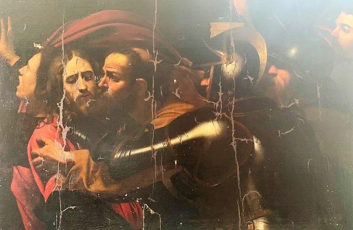 Итальянские реставраторы займутся украденным из одесского музея «Поцелуем Иуды»