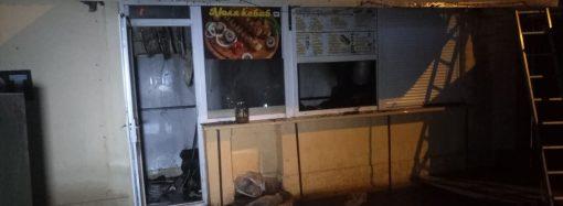 Шаурменную на Маршала Говорова в Одессе пытались взорвать?