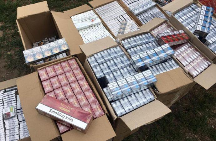 На Одещині виявили партію контрафактних цигарок на понад півмільйона гривень