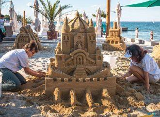 Одесситов приглашают на пляжный фестиваль песчаных скульптур
