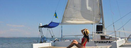 Путешествие на остров Березань: как отдыхают одесские журналисты?