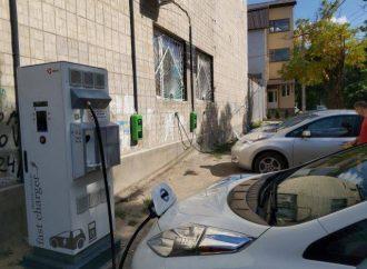 Где в Одессе быстро зарядить электромобиль?