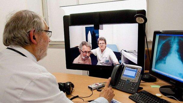 Кому надоело ходить по врачам? Телемедицина вам в помощь. И бесплатно