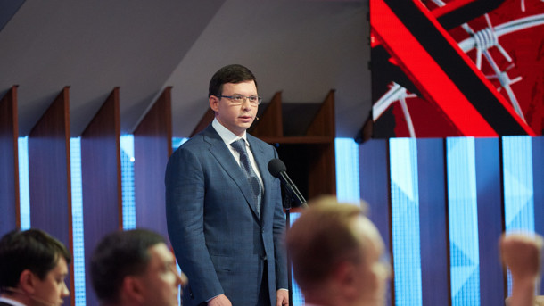 Евгений Мураев заявил о возможном срыве выборов
