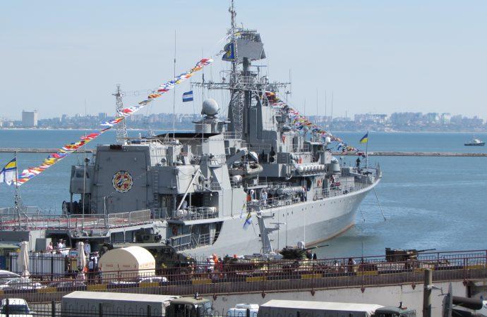 Коронавирус проник на флагманский корабль ВМС Украины