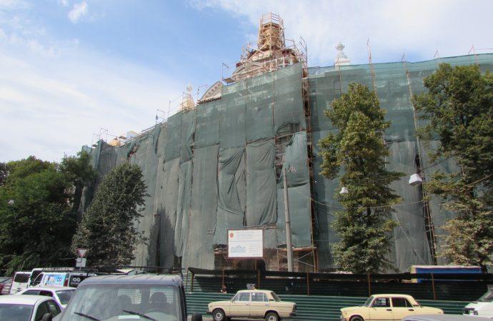Реконструкция дома Руссова в Одессе: что успеют ко Дню города? (фоторепортаж)