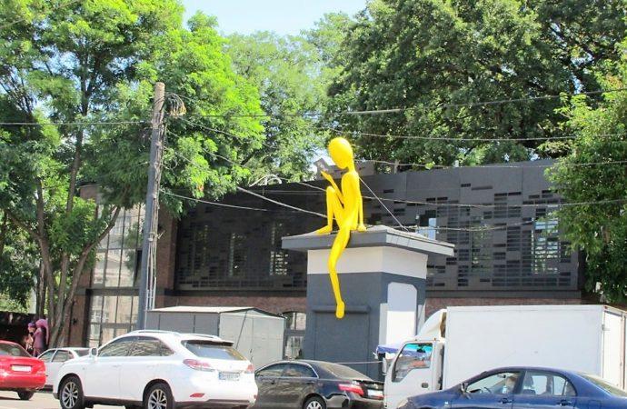 Милейшие гиганты поселились в новом творческом пространстве напротив Музкомедии