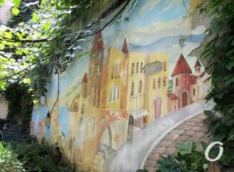 «Дворик искусств» в Одессе: город мечты под замком?