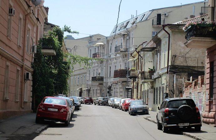 Воронцовский переулок: «портрет» перед ремонтом