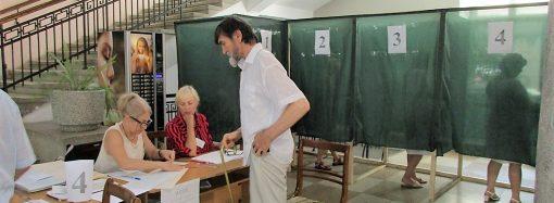 Явка на выборах в Одесской области к 16.00 не дотянула и до 35%