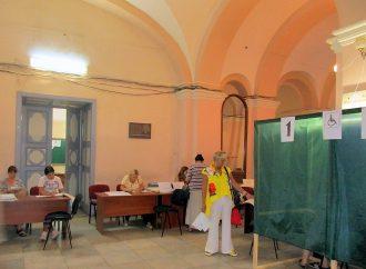 Одесситы голосуют: «Главное, чтоб тихо»