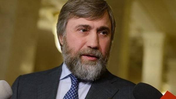 Вадим Новинский встретился с патриархом Кириллом
