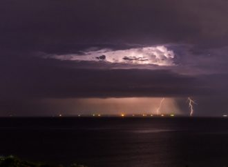 Погода на 6 июля. Ночью в Одессе опять ожидается гроза и сильный ветер