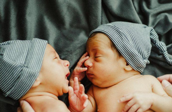 Новорожденные одесситы: сколько близнецов появилось на свет за неделю?