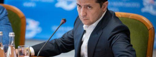 Что знают у президента о проблемах Одесского порта и как собираются их решать