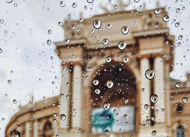 Штормовое предупреждение: Одесскую область накроют дожди