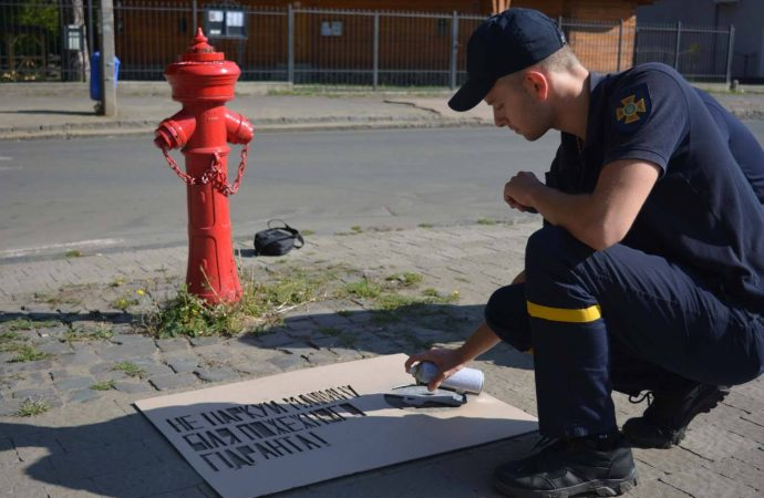 Не паркуйтесь на пожарных гидрантах: спасатели устроят флешмоб для безответственных водителей