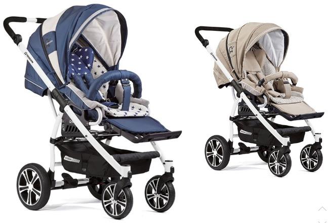 Особенности выбора детской коляски для прогулки по городу