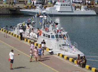 Военные моряки из Одессы прошли курс обучения в США