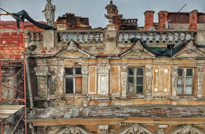 На реставрацию одесского дома Либмана выделили 16 миллионов гривен