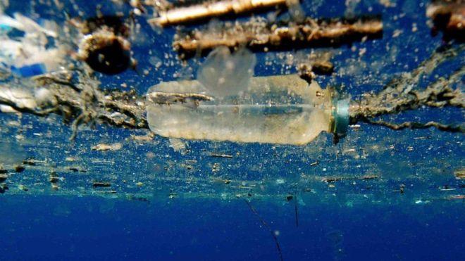 """Ученые обнаружили в Черном море 450 """"мусорных островов"""""""