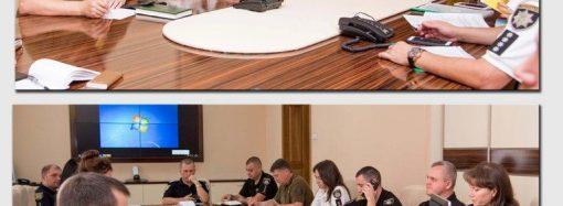 Порядок на выборах в Одесской области обеспечивают более 4,5 тысяч полицейских