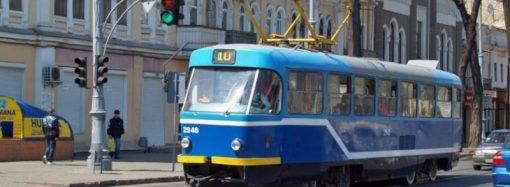 В Одесі тимчасово не курсуватиме трамвайний маршрут №19