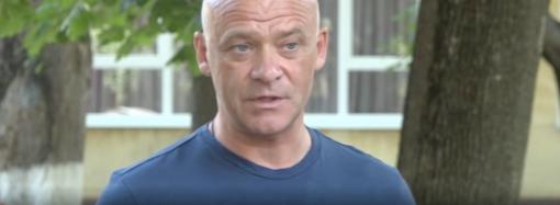 Геннадий Труханов проголосовал в Одессе и призвал принимать решение осознанно